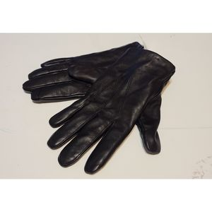 Nordstrom Mens Leather Touch Screen Gloves [U52K]